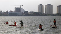Stand-Up Paddling in Hanoi's West Lake, Hanoi, Stand Up Paddleboarding