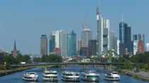 Frankfurt Main River Sightseeing Cruise: Upstream or Downstream, Frankfurt