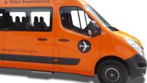 Shuttle Bus Paris Charles de Gaulle Airport to and from Palais Royal Louvre, Paris, Airport & ...