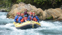 Tongariro River White Water Rafting Adventure from Taupo, Taupo