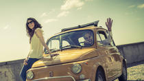 Self-Drive Tour in Taormina by Vintage Fiat 500, Taormina, Cultural Tours
