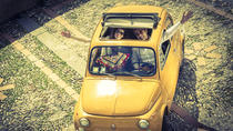 The Godfather Vintage FIAT 500 Self Drive Tour including Lunch, Taormina, Movie & TV Tours