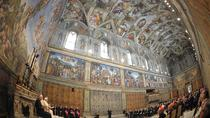 Skip the Line Vatican: DayTime Tour including Vatican Museums and Sistine Chapel, Rome,...