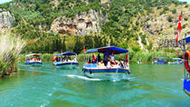 Dalyan Boat Trip from Marmaris or Icmeler with River Cruise, Turtle Beach, Mud Baths and Lunch, ...