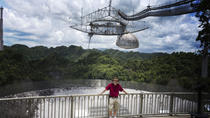 San Juan Day Trip to Rio Camuy Caves and Arecibo Observatory, San Juan, Day Trips