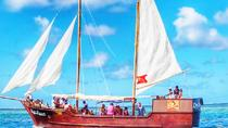 Pirate Boat Cruise to Ile aux Cerfs with Lunch and Snorkelling, Mauritius, Day Cruises