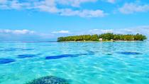 Speedboat Tour of Ile aux Cerfs including Snorkelling in Blue Bay and Grand River South East ...