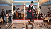 Traditional Greek Taverna Dinner Show in Santorini, Santorini