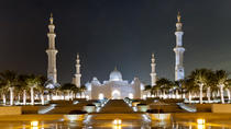 City Tour of Abu Dhabi: Sheik Zayed Mosque, Emirates Palace, Marina Mall, Dubai