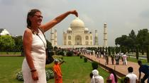 3-Day Private Taj Mahal Agra Jaipur Tour From Delhi with Fatehpur Sikri and Elephant Ride , New ...