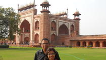 3-Day Private: Taj Mahal Pink City Tour with Night Show and Elephant Ride, New Delhi, Multi-day ...