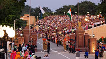 Day Tour of Beating Retreat Ceremony at Wagah Border including Dinner from Amritsar, Amritsar, ...