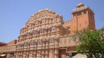 Jaipur Pink City Full-Day Tour including Lunch and Elephant Ride at Amber Fort, Jaipur