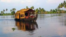 Overnight Private Tour: Romantic Kumarakom and Alleppey Houseboat Tour with Candlelight Dinner, ...