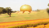 Private Tour: Auroville and Pondicherry Full-Day Tour including Lunch from Chennai, Chennai, ...