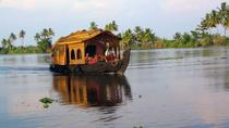 Private Tour: Full-Day Alleppey Houseboat and Sightseeing Tour including Transfer and Lunch, Kochi,...