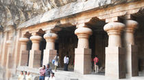 World Famous Ancientness Elephanta Caves Tour with Toy Train Ride, Mumbai, Cultural Tours