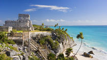 Yucatan Peninsula Full-Day Private Tour: Akumal, Tulum Ruins and Cenote Swim, Cancun, Private Tours