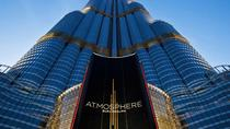 AtMosphere Lounge at 122nd floor of Burj Khalifa Tower with Private Transfers, Dubai, Attraction ...