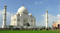 Private City Tour: Taj Mahal Sunrise and Sunset in Agra, Agra, Full-day Tours