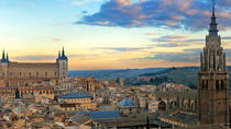 Luxury Van transfer Toledo City Centre to Madrid Adolfo Suarez Airport MAD, Madrid, Airport & ...