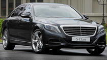Moscow Vnukovo Private Airport Luxury Car Arrival Transfer, Moscow, Airport & Ground Transfers