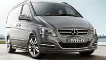 Moscow Vnukovo Private Airport Luxury Van Arrival Transfer, Moscow