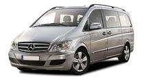 Private Departure Transfer by Luxury Van from Dusseldorf Central Station, Dusseldorf, Private ...