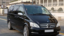 Private Departure Transfer by Luxury Van from Dusseldorf City Centre, Dusseldorf, Private Transfers