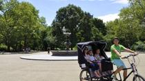 Central Park Pedicab Tours, New York City, Private Tours