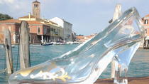 Murano by Private Watertaxi Including Glass Blowing Demo plus Cinderella's Iconic Glass Slipper ...