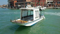 Private Excursion by Typical Venetian Motorboat to Murano, Burano and Torcello, Venice, Sailing...