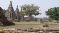 3-Day Private Mini Thailand Tour Including River Kwai and Ayutthaya from Bangkok, Bangkok