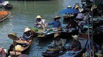 Full-Day Bangkok Tour of Damneon Saduak Floating Market and Thai Village Show, Bangkok, Day Trips