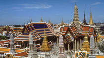 Half Day Tour of Bangkok's Klongs and Grand Palace , Bangkok, Half-day Tours