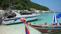 Koh Tao and Koh Nang Yuan Islands Speedboat Day Tour from Koh Samui, Koh Samui, Day Cruises