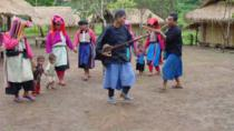 Private: Full-Day Long Neck Village and Lahu Hill Tribes with Boat Trip Tour From Chiang Mai, ...
