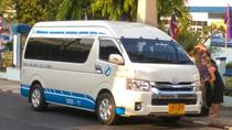 Ao Nang to Koh Lanta by Shared Minivan or Direct Ferry Service, Krabi