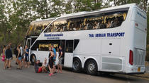 Bangkok to Chiang Mai Transfer by Tourist VIP Luxury Coach, Bangkok, Bus Services