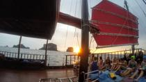 Krabi Sunset Cruise to 5 Islands on the Siamese Junk Pla Luang, Krabi