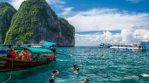 Phi Phi Island Tour by Speed Boat from Krabi, Krabi, Day Cruises
