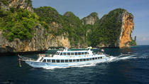 Phuket to Koh Phi Phi by High Speed Ferry, Phuket