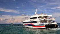 Surat Thani Airport to Koh Phangan Including Shared Van and High Speed Catamaran, Koh Samui, Ferry ...