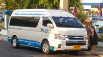 Transfer from Koh Lanta to Krabi Town, Krabi Airport or Bus Terminal by Shared Minivan, Krabi, Port ...