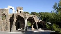 Colònia Güell and Gaudi Crypt Entrance Ticket Including Audio Guide and Crypt Guidebook, ...