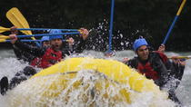 Overnight Camping and River-Rafting Trip in Squamish, Squamish, Overnight Tours