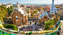 Barcelona Highlights Day Tour with Skip-The-Line Access to Park Güell and Sagrada Familia, ...