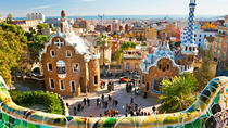 Barcelona Highlights Private Day Tour including Park Guell, Barcelona, Private Day Trips