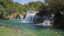 Krka Waterfalls and Sibenik Tour from Split, Split, Day Trips