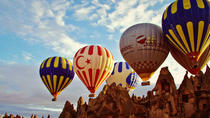 Cappadocia Balloon Tour with Champagne Breakfast Included , Cappadocia, Balloon Rides